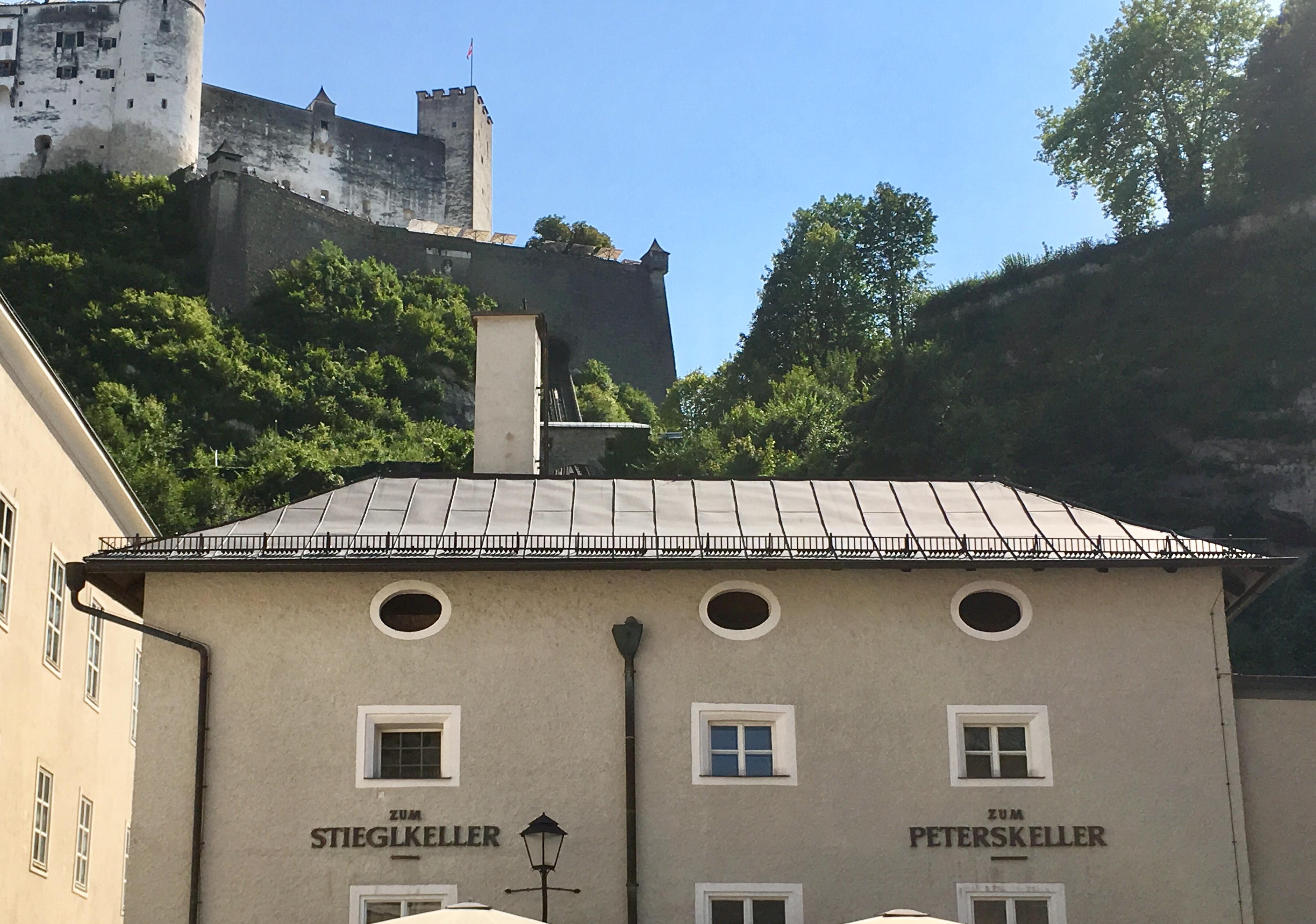 Salzburg- Stadt und Wurst Teil 1