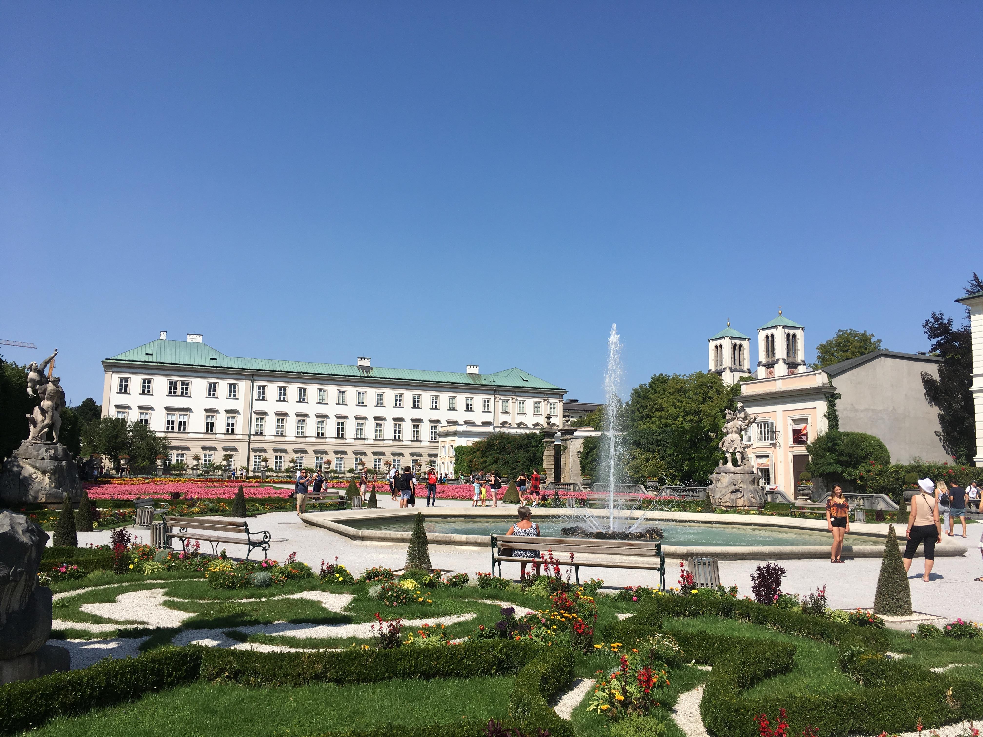 Salzburg. Stadt und Wurst. Teil 2