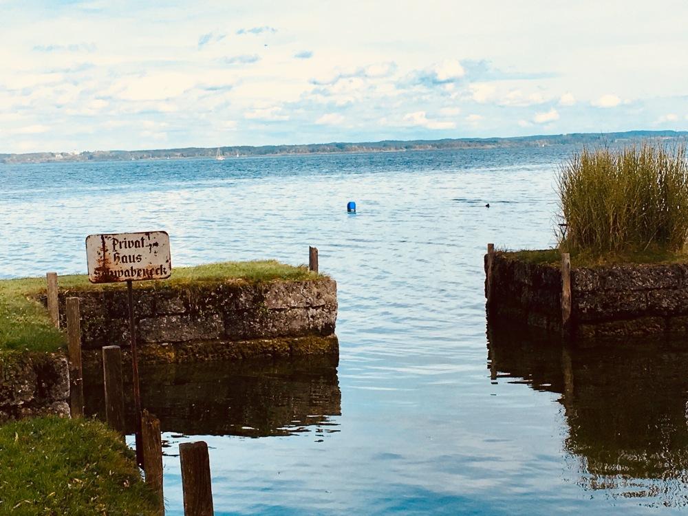 view Fraueninsel Chiemsee