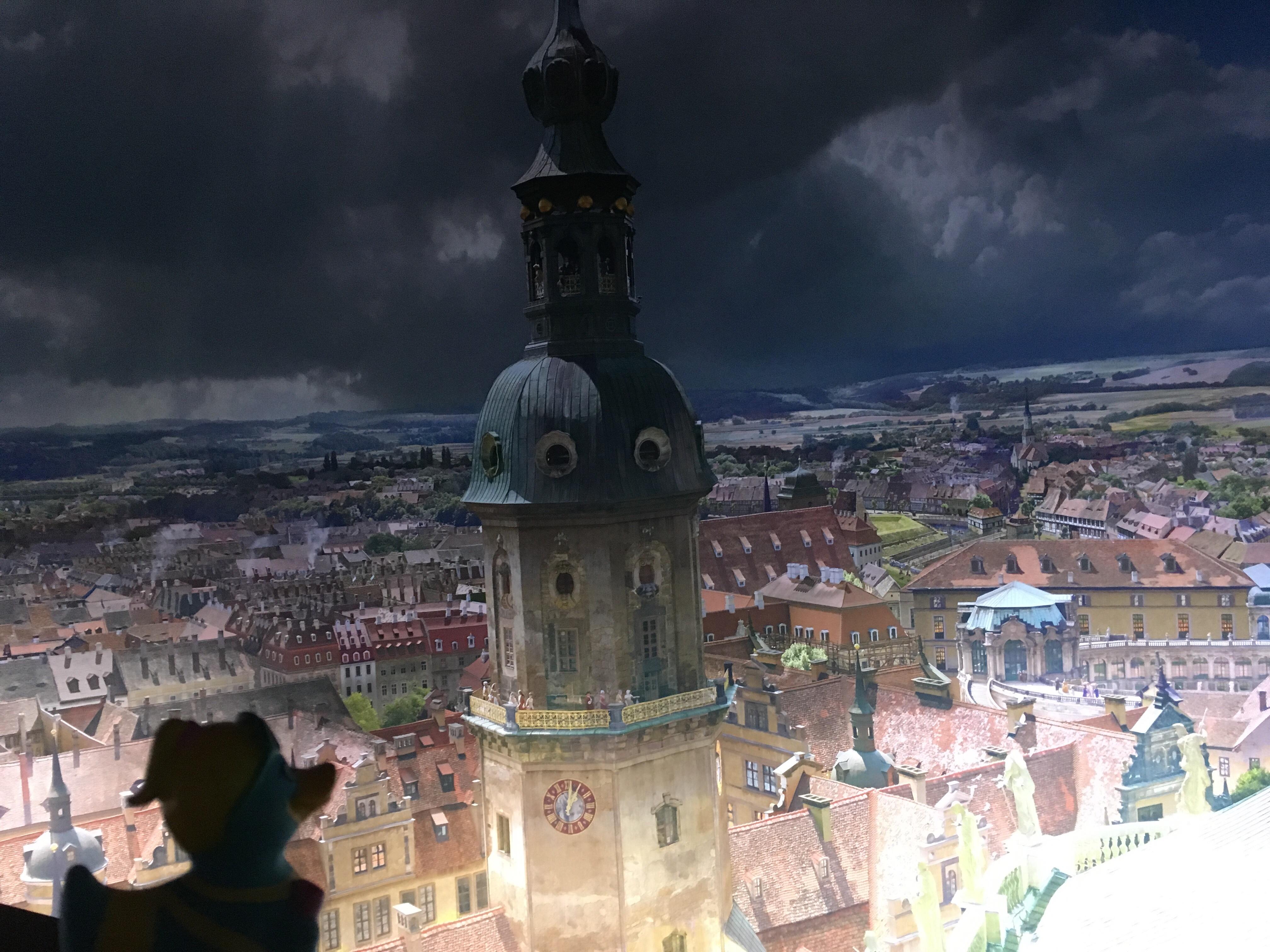 Geheimtipp Dresden:  Panometer